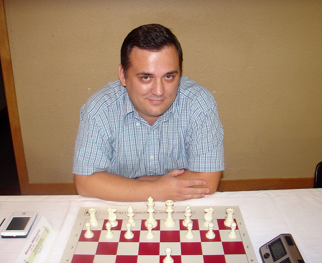 2006 Canadian Closed Chess Championship Day 7 Toronto Ontario